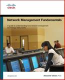 Network Management Fundamentals, Clemm, Alexander, 1587201372