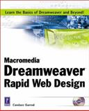 Macromedia Dreamweaver Rapid Web Design, Prima Publishing Staff and Garrod, Candace, 0761531378