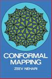 Conformal Mapping, Zeev Nehari, 048661137X