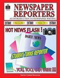 Newspaper Reporters, Marzella Brown, 1557341370