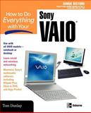 How to Do Everything with Your Sony VAIQ(R), John Chappell and Tom Dunlap, 0072231378