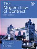The Modern Law of Contract : Eighth Edition, Stone, Richard, 0415481376