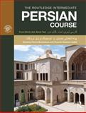 The Routledge Intermediate Persian Course, Dominic Parviz  Brookshaw and Pouneh Shabani Jadidi, 0415691370