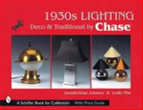 1930s Lighting, Donald-Brian Johnson and Leslie Pina, 0764311379