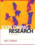 Exploring Research, Salkind, Neil J., 0136011373