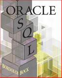Oracle SQL, Bordoloi, Bijoy and Bock, Douglas Brian, 0131011383