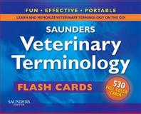 Saunders Veterinary Terminology Flash Cards, Saunders, 141606138X