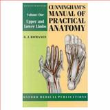 Practical Anatomy Vol. 1 : Upper and Lower Limbs, Romanes, G. J., 0192631381