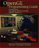 The OpenGL Programming Guide : The Official Guide to Learning OpenGL, Release 1.1, OpenGL Architecture Review Staff, 0201461382
