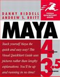 Maya 4 for Windows and Macintosh, Riddell, Danny and Britt, Andrew, 0201771381
