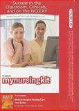 MyNursingKit Student Access Code Card for Medical Surgical Nursing Care (standalone), Burke, Karen and Le Mone Koeplin, Priscilla, 0138021384