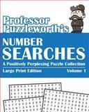 Professor Puzzleworth's Number Searches, Professor Puzzleworth, 1493721380
