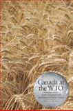 Canada at the WTO : Trade Litigation and the Future of Public Policy, Froese, Marc D., 1442601388