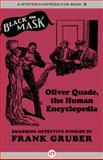 Oliver Quade, the Human Encyclopedia, Frank Gruber, 1480461385