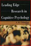 Leading Edge Research in Cognitive Psychology, , 1594541388