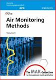 Air Monitoring Methods, Harun Parlar, 3527311386