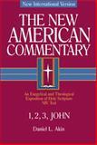 1,2,3 John, Daniel L. Akin, 0805401385