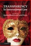 Transparency in International Law, Patrick Sellers, 1107021383