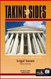 Taking Sides : Clashing Views on Controversial Legal Issues, Katsh, M. Ethan and Rose, William, 0072371390