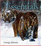 Essentials of the Living World with Connect Plus Biology Access Card, Johnson, George, 0077701399