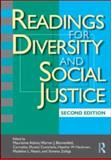 Readings for Diversity and Social Justice : An Anthology on Racism, Sexism, Anti-Semitism, Heterosexism, Classism, and Ableism, Adams, Angela, 0415991390