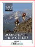 Accounting Principles 10th Edition Volume 2 for Queensborough Community College, Weygandt, Jerry J., 1118101391