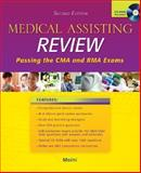 Medical Assisting Review : Passing the CMA and RMA Exams, Moini, Jahangir, 0072971398