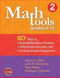 Math Tools, Grades 3-12 : 60+ Ways to Build Mathematical Practices, Differentiate Instruction, and Increase Student Engagement, Thomas, Edward J. and Silver, Harvey F., 1452261393