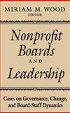Nonprofit Boards and Leadership 9780787901394