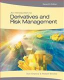 An Introduction to Derivatives and Risk Management, Chance, Don M. and Brooks, Robert, 0324321392
