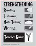 Strengthening Reading, Listening, Notetaking and Writing : Level 7, Duncan Searl, 0760911398