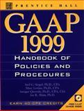 GAAP Handbook of Policies and Procedures 1999, Siegel, Joel G. and Levine, Marc, 0130951390