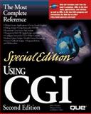 Special Edition Using CGI, Dwight, Jeffry and Niles, Robert, 0789711397
