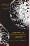 Phoronyms : Classifiers, Class Nouns, and the Pseudopartitive Construction, Beckwith, Christopher I., 1433101394