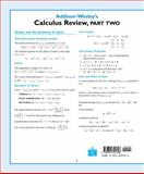 Addison-Wesley's Calculus Review, Part Two, Thomas, Kenneth W. and Thomas, George D., 0321321391
