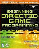 Beginning Direct3D Game Programming, Engel, Wolfgang, 193184139X