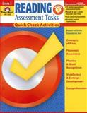 Reading Assessment Tasks Grade 2, Evan-Moor, 1596731400