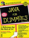 Java for Dummies, Aaron E. Walsh, 0764501402