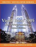 Visual Basic 2005 for Programmers, Deitel, Harvey M. and Deitel, Paul J., 013225140X