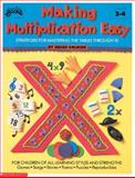 Making Multiplication Easy, Scholastic, Inc. Staff and Meish Goldish, 0590491407