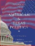 Perspectives on American and Texas Politics, Gloris C. Cox  V, 0974151408
