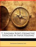 T Sundara Row's Geometric Exercises in Paper Folding, Tandalam Sundara Rao, 1147091404