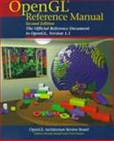 The Reference Manual : The Official Reference Document to OpenGL Release 1.1, OpenGL Architecture Review Staff and Kempf, Renate, 0201461404