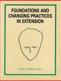 Foundations and Changing Practices in Extension, Donald J. Blackburn, 0889551405