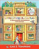 Literacy for the 21st Century : A Balanced Approach (with MyEducationLab), Tompkins, Gail E., 0136101402