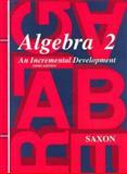 Algebra 2, John H. Saxon, 1565771400