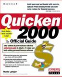 Quicken 2000, Maria Langer, 0072121408