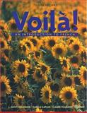 Voila : An Introduction to French, Heilenman, L. Kathy and Tournier, Claude, 0838411401