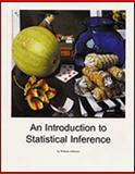 An Introduction to Statistical Inference : A New Approach to Introductory Statistics, Johnston, William, 0923231404
