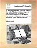 A Treatise Concerning Marriage, Moses West, 1170191401